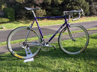 1991 Radsport Lutz Professional.