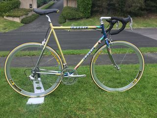 1996 Moser Leader AX Evolution